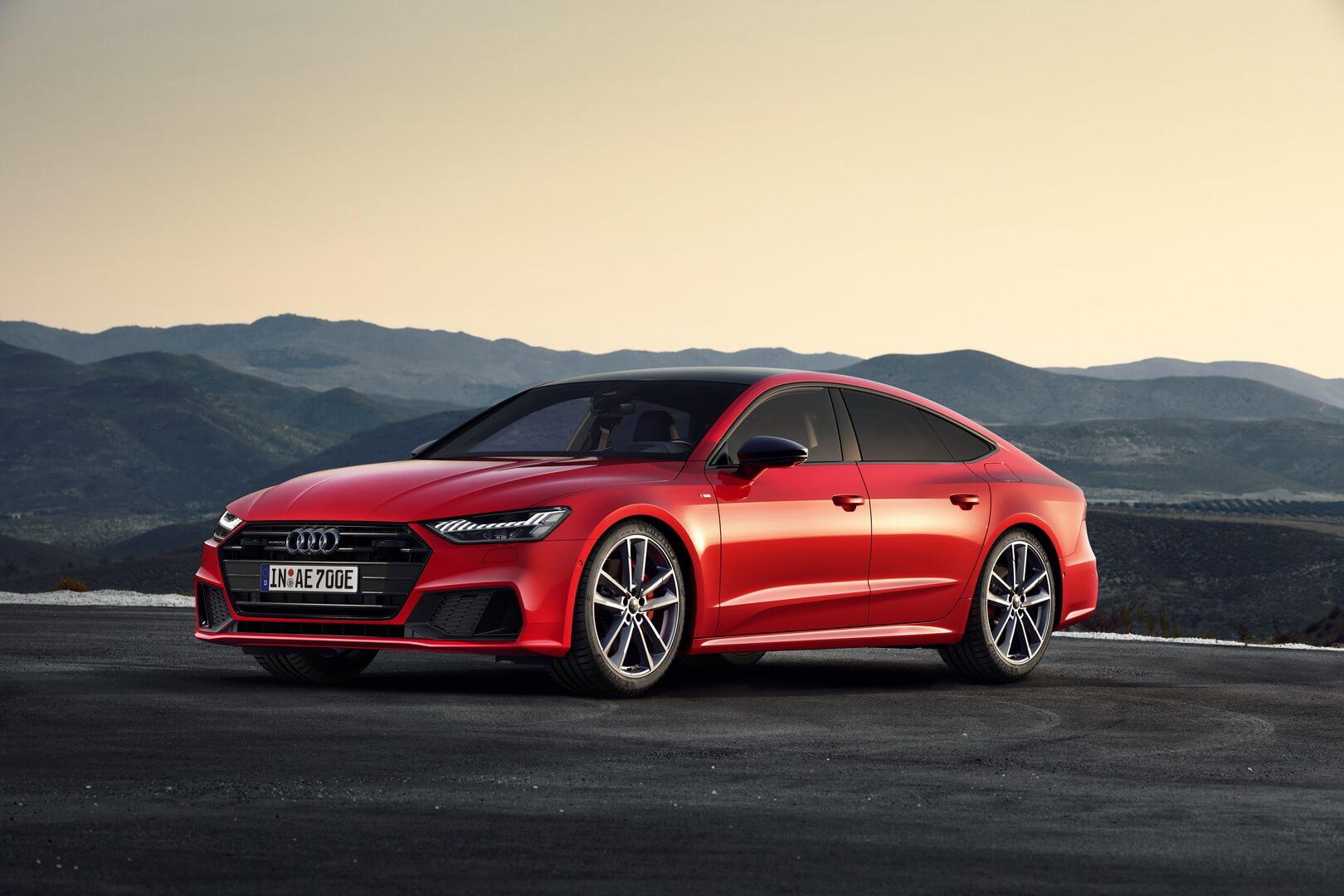 Audi A7Sportback 55TFSI equattro