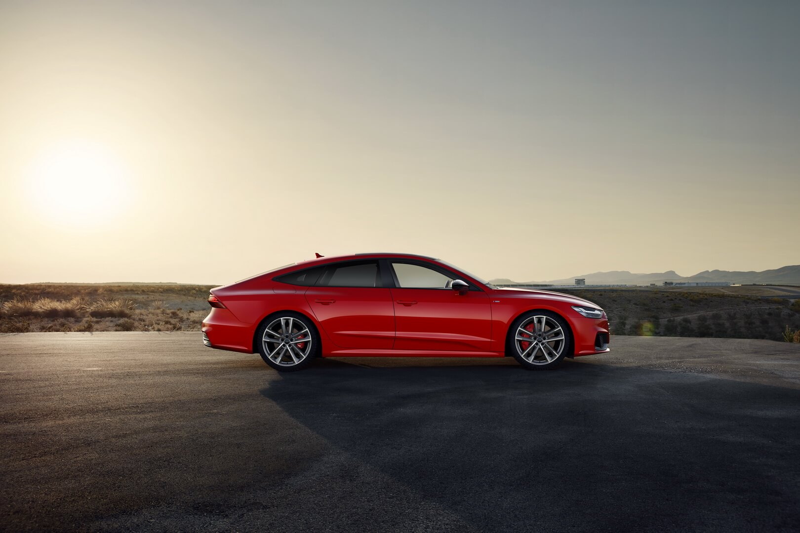 Audi представляет плагин-гибрид A7 Sportback 55 TFSI e quattro