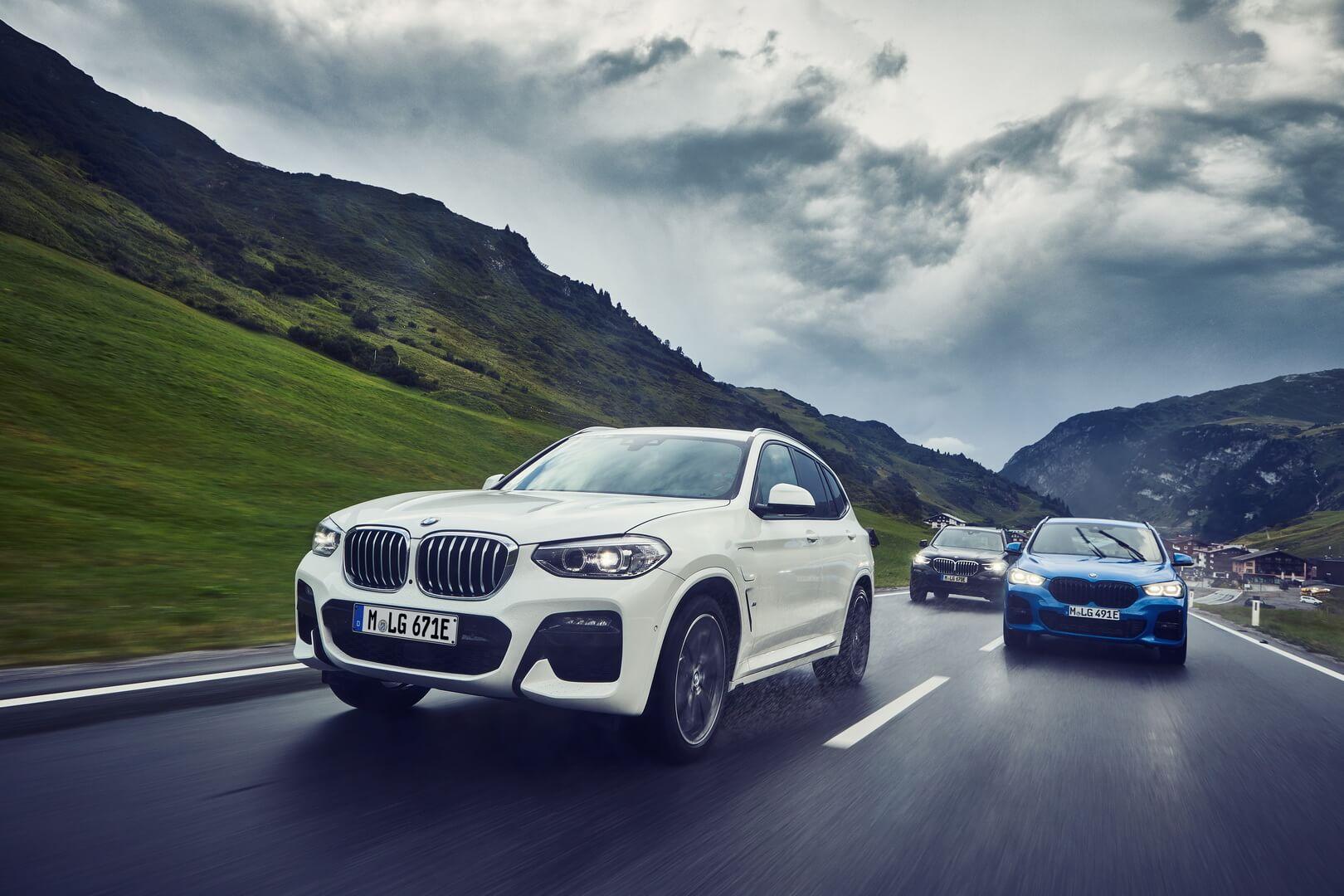 Плагин-гибрид BMW X1 xDrive25e получил запас хода до 50 км