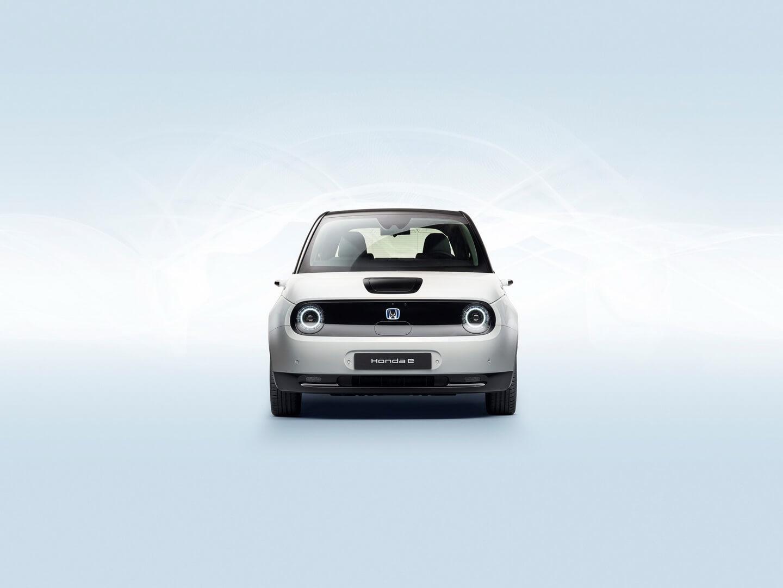 Электромобиль Honda е