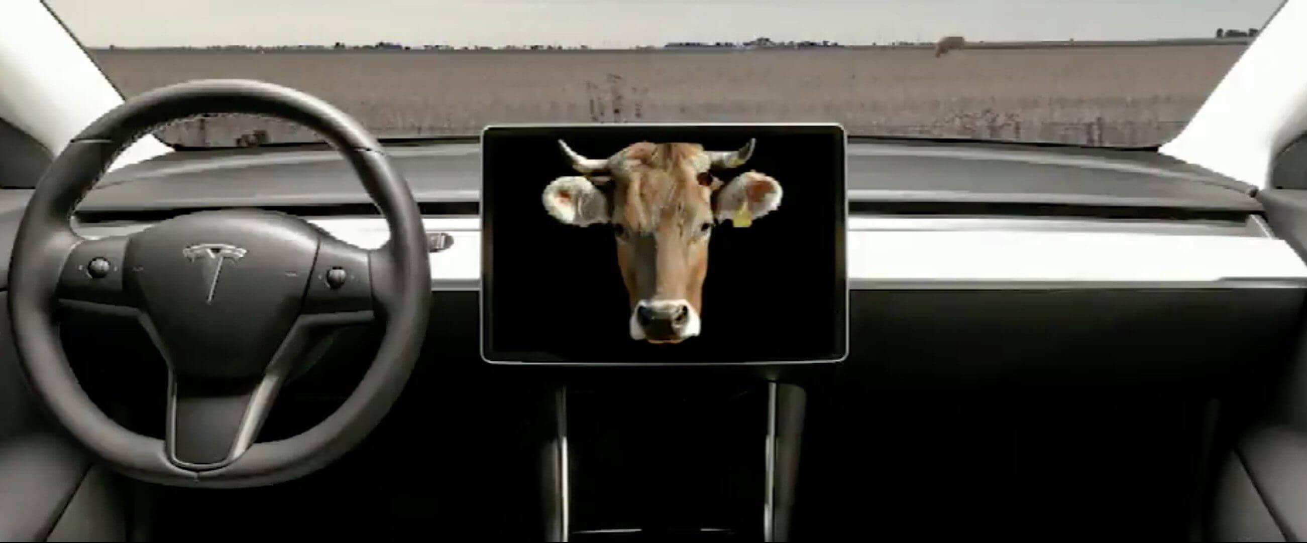 Tesla окончательно отказалась от натуральной кожи в интерьере Model 3