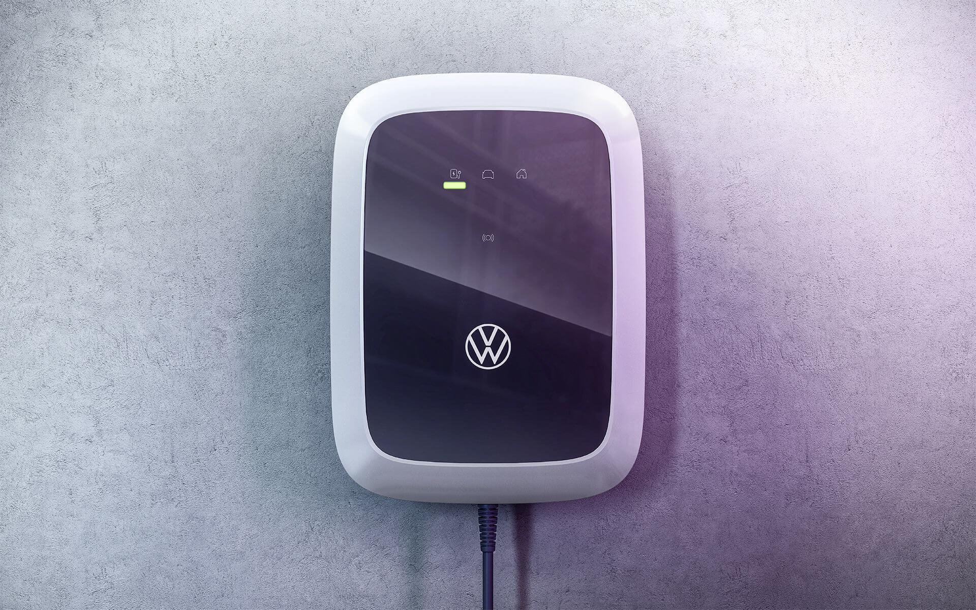 Volkswagen выпустил собственное зарядное устройство ID. Charger