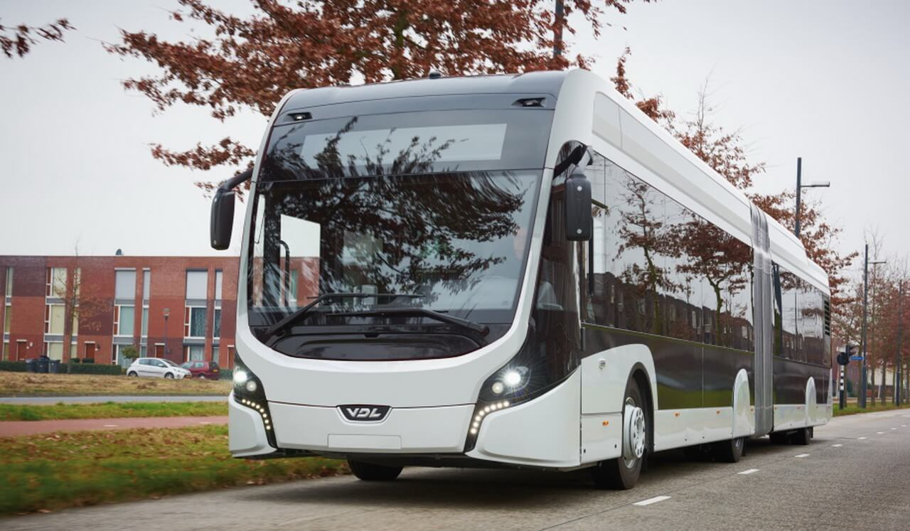 Электрический автобус VDL Citea SLFA Electric