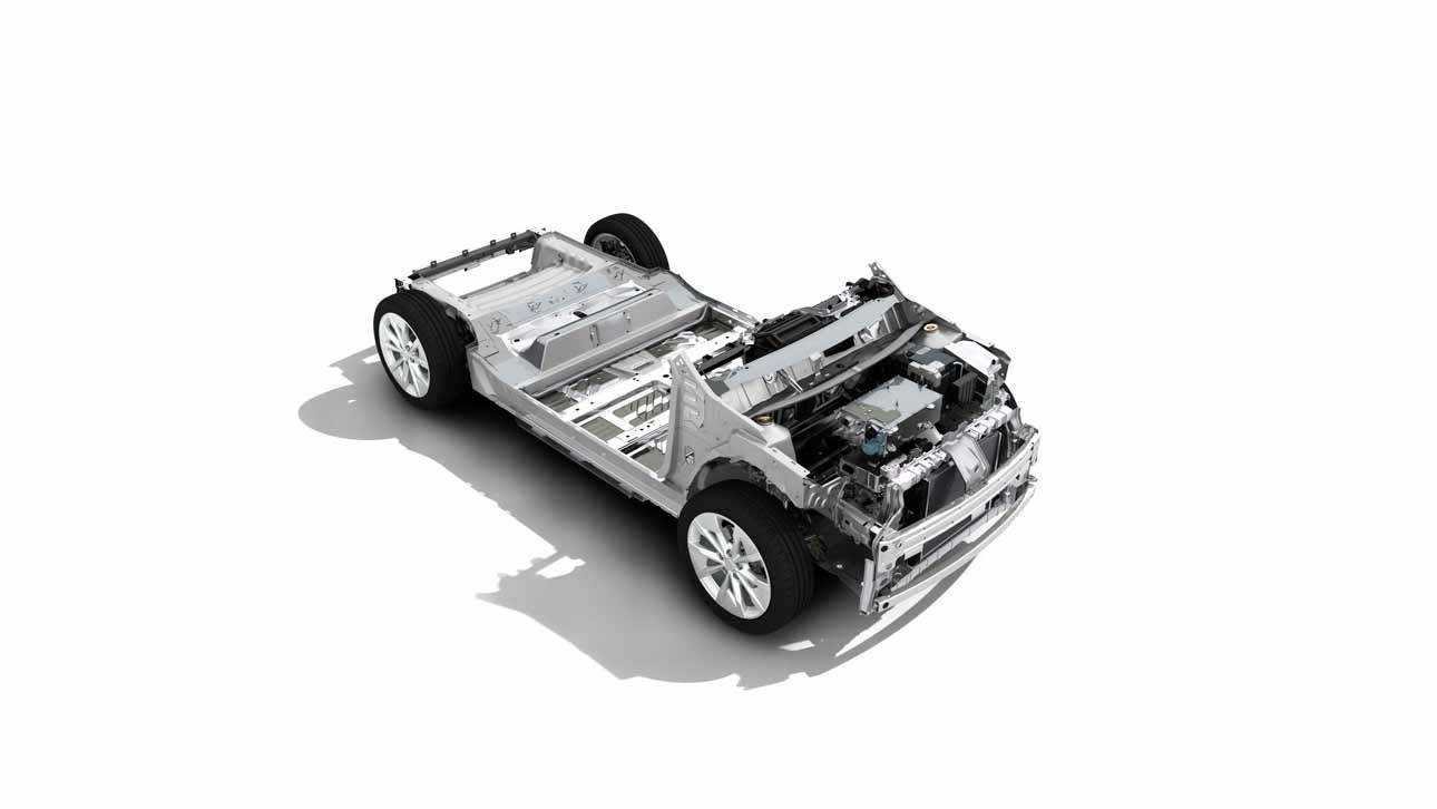 Renault Group разрабатывает более компактную интегрированную электрическую силовую установку