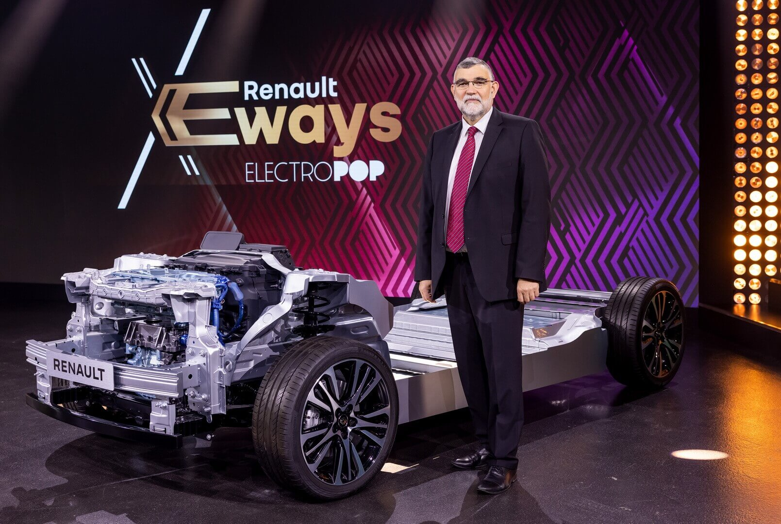 Электромобильная платформа CMF-EV