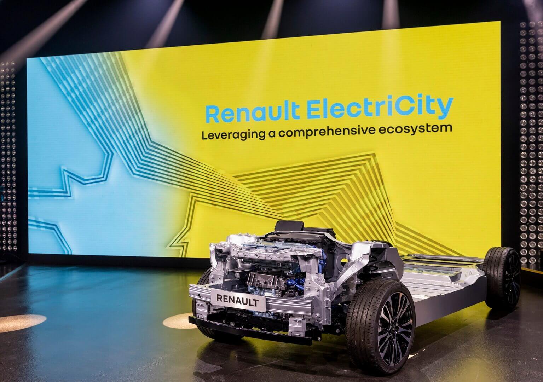 С 2024 года Renault будет постепенно внедрять новые технологические решения в своем электродвигателе EESM